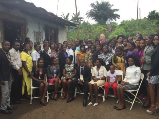 Board Member Chronicles: Mr. Mann Goes to Africa