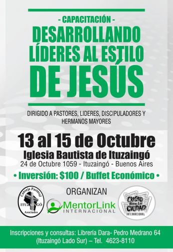 Upcoming PIO in Buenos Aires