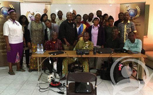 Mentoring Training Held in Ivory Coast