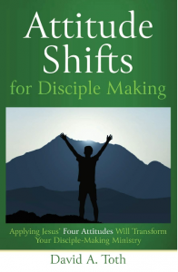 Just Released! New Discipleship Book by David Toth